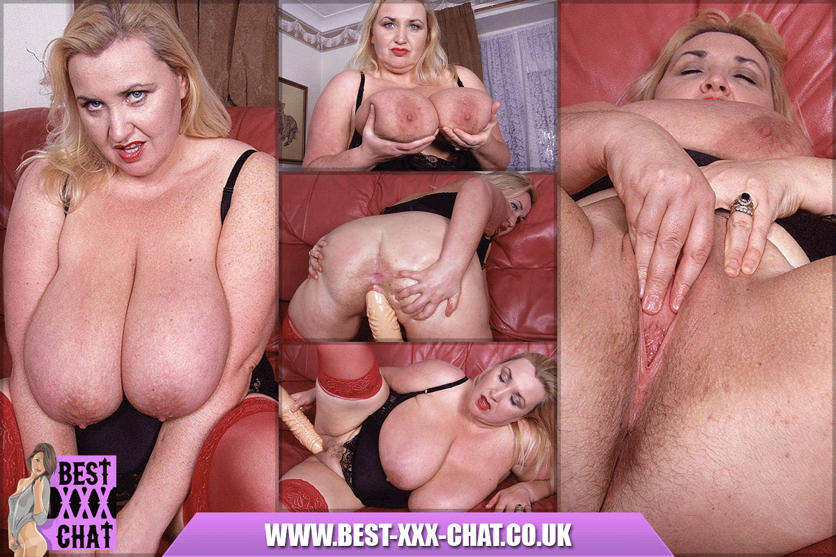 BBW Tit Wank Chat